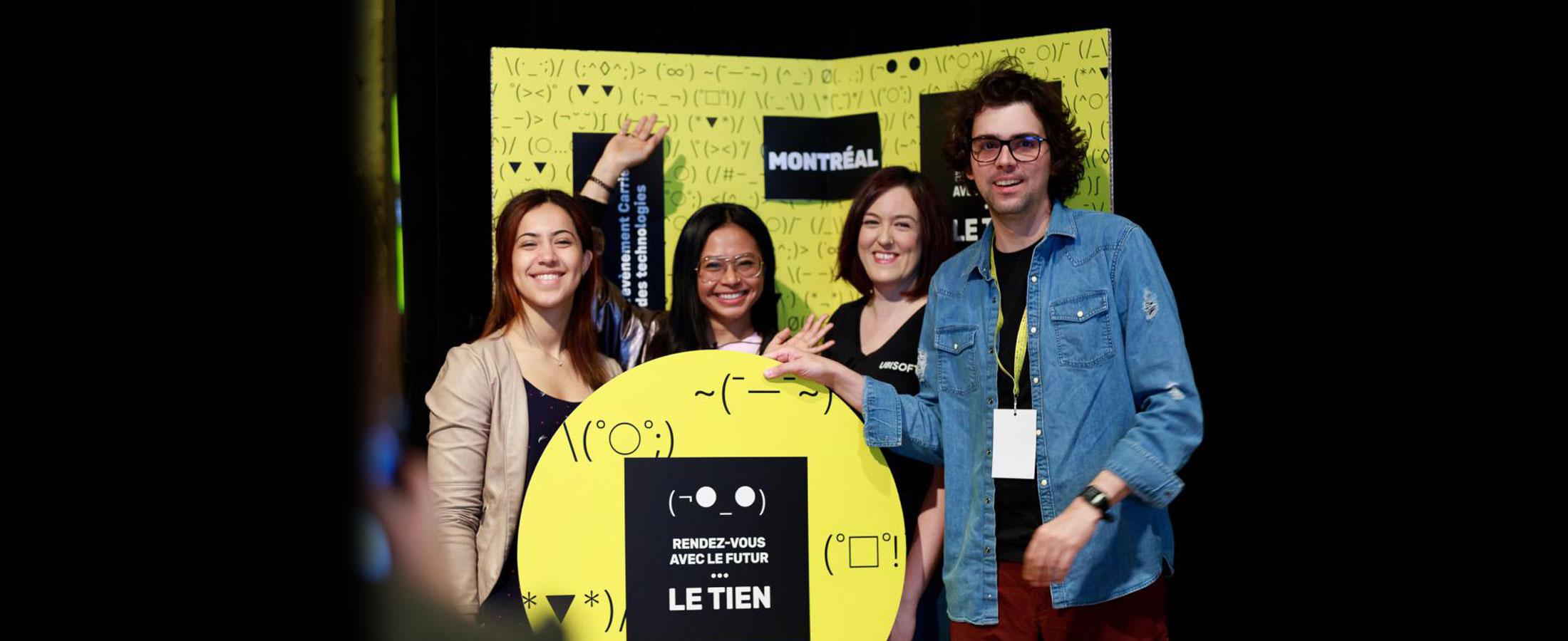 La première journée #Teknotek! édition Montréal connait un grand succès !