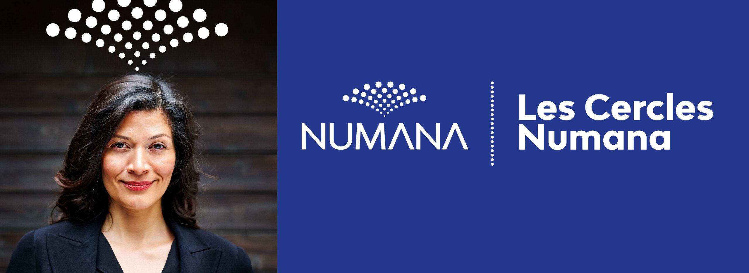 Les cercles Numana