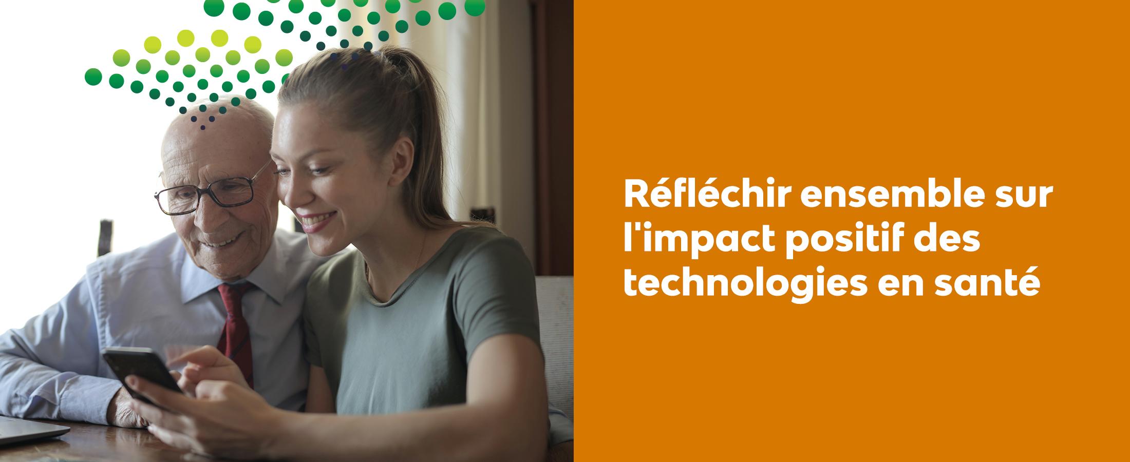 Réfléchir ensemble sur l'impact positif des technologies en santé